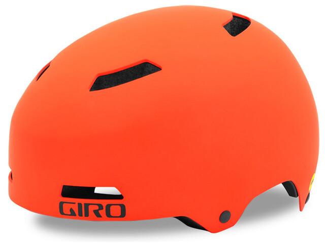 Giro Quarter FS Mips Helmet mat vermillion